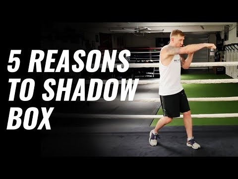 5 Reasons Why We Shadow box with Olympic boxer Tony Jeffries