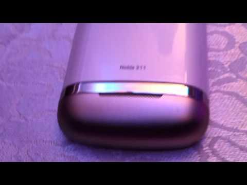 Nokia Asha 311 Look at hardware
