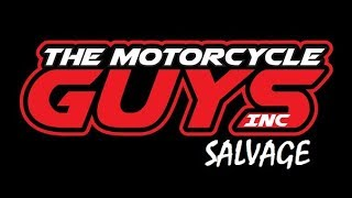 THE MOTORCYCLE GUYS SALVAGE 2010 MOTO GUZZI V7 CAFE CLASSIC 11652 REAR RIM SPIN TEST
