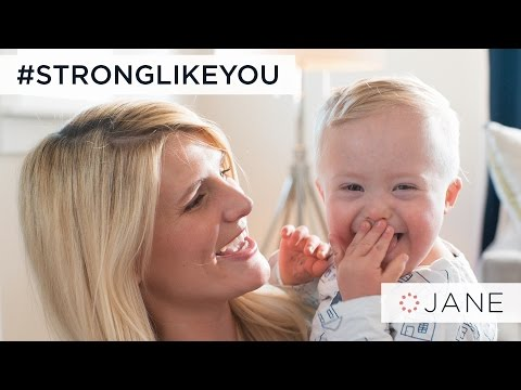 Jane #StrongLikeYou Series: Nothing Down About It