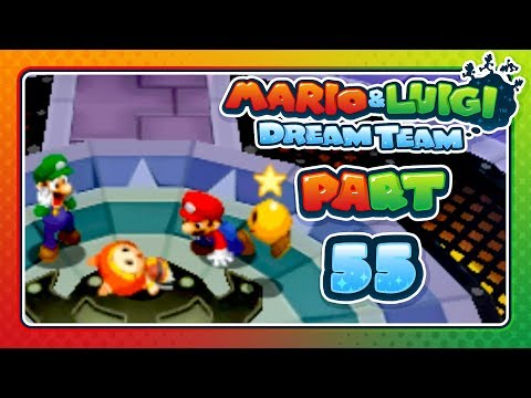 Mario & Luigi: Dream Team - Part 55 - ANTASMA'S FINAL STAND!