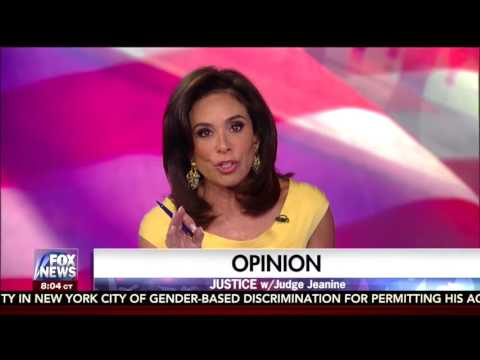 JUDGE JEANINE SMASHES THE DEMOCRATS ON RUSSIA!