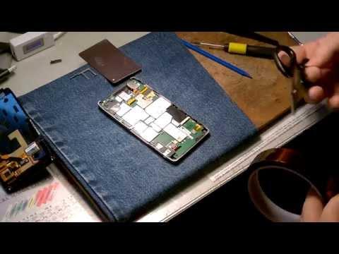 Motorola Razr HD XT925 - Battery Replacement