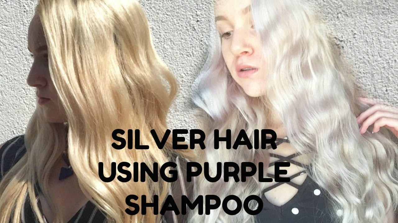 Diy Hair What Is Purple Shampoo And How Do You Use It