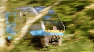 [警笛(ホイッスル+空笛)あり]JR四国 2000系 特急あしずり9号 窪川駅付近通過