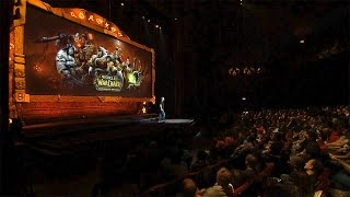 Warlords of Draenor Cinematic Reveal Event