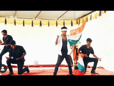 Maa tuje salaam group dance performance (republicday)