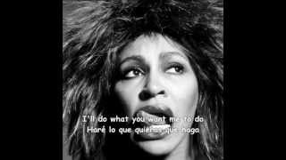 """Private Dancer"" Tina Turner (sub. inglés y español)"