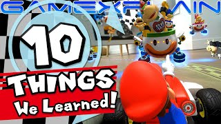 10+ NEW Mario Kart Live: Home Circuit Details! (200cc, Battery Life, Unlockables, & More!)