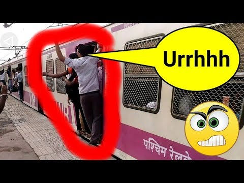 A Irritating Moment Happened When Duronto Livery WAP-7  Visits Mumbai After A Long Time | 2017