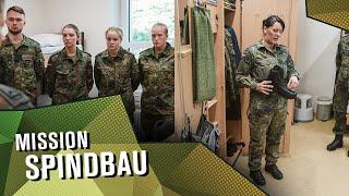Kleider machen Soldaten | DIE REKRUTINNEN | Folge 4
