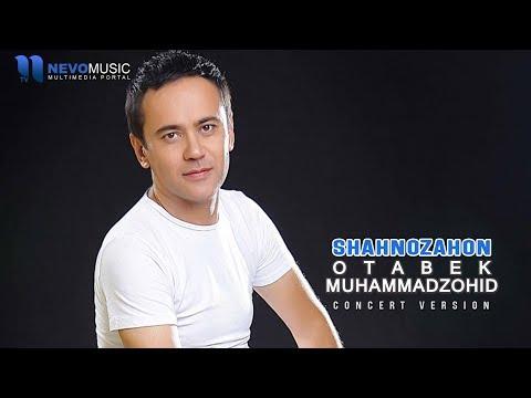 Otabek Muhammadzohid - Shahnozahon (concert version)