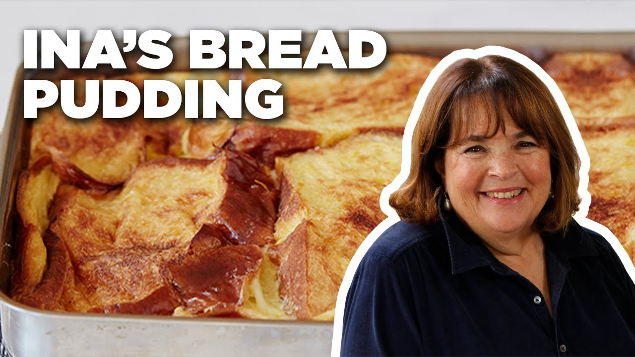 Inas french toast bread pudding how to food network youtube inas french toast bread pudding how to food network forumfinder Image collections