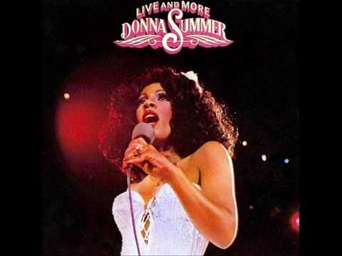 Donna Summer 'Live and More' - Side 1