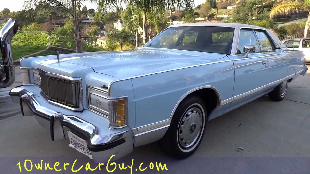 312000 High Mile Mercury Grand Marquis NEAR MINT 1 Owner Lincoln