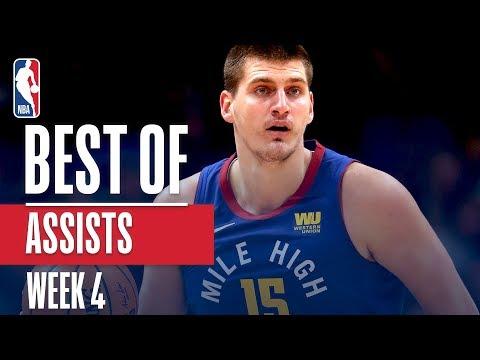 NBA's Best Assists | Week 4 | State Farm