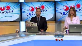 El Noticiero Televen - Primera Emisión - Martes 25-10-2016