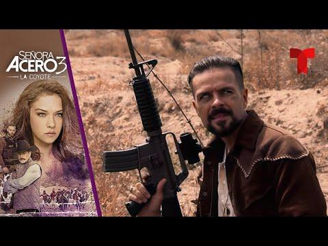 Señora Acero 3 | Capítulo 52 | Telemundo Novelas