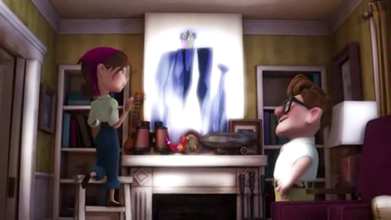 Up La Piu Bella Storia D Amore Carl Ed Ellie Losing Your Memories Ita Disney Cartoon