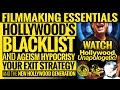 Filmmaking Essentials: Hollywood's Blacklist & Ageism Hypocrisy, Your Exit Strategy