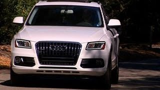 Car Tech - 2014 Audi Q5 TDI