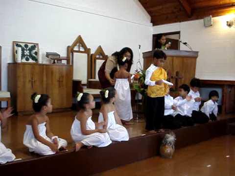 Puka Kula @ Punana Leo o Honolulu 2009