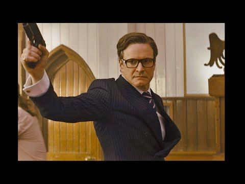 ちょっとシュールなスパイコメディ『キングスマン』が、デートムービーにお似合い