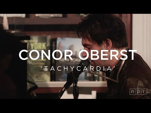 Conor Oberst: Tachycardia | NPR Music Front Row