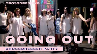Gambar cover CROSSDRESSER PARTY - PASS THE WIG (Special edition)