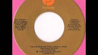 Sylvester - You Make Me Feel Mighty Real