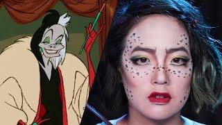 Disney Villains Makeup Challenge • Artist Vs. Beauty Lover