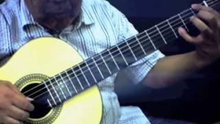 いきものがかり「ありがとう」(ゲゲゲの女房・テーマ)をソロギターに...