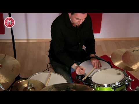 Drums: Sidestick-Technik im Videoworkshop