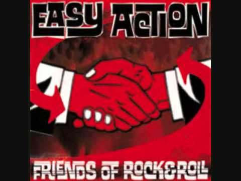"""EASY ACTION - """" Friends of Rock and Roll """"  Negative Approach"""