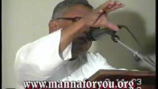 Malayalam Christian Message by Thiruvattar  Krishnankutty on Mankind