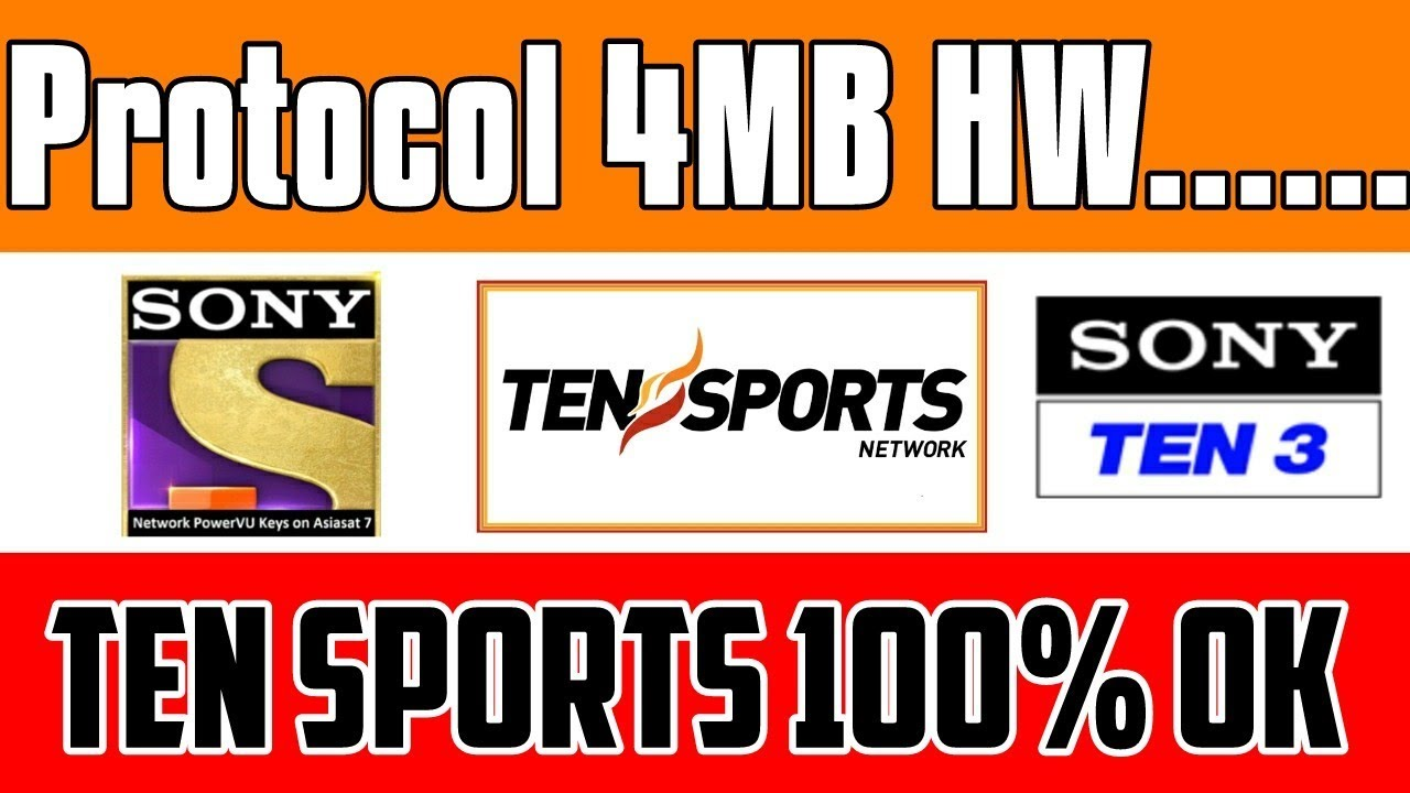Protocol 4mb New Software 2019|| Ten Sports ok on Asiasat 7||Crazy Receivers