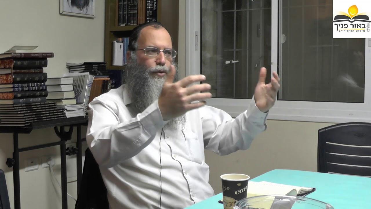 הרב אהוד שרגא  - ז' באדר ופורים
