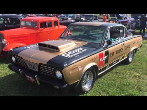 Wheels of Time Car Show 2015
