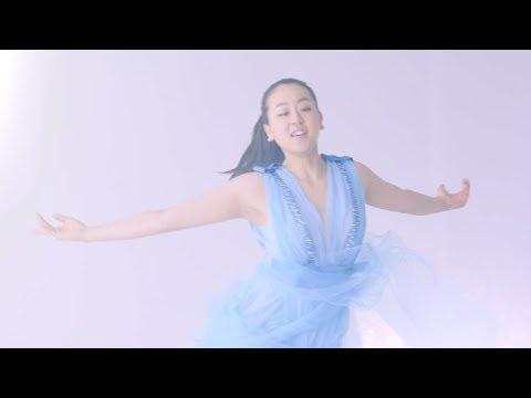 浅田真央、ロングドレス姿で迫力あるジャンプ披露 かぜ薬『ストナ』新TVCM「トリプルカプセル」篇&WEB限定ムービー