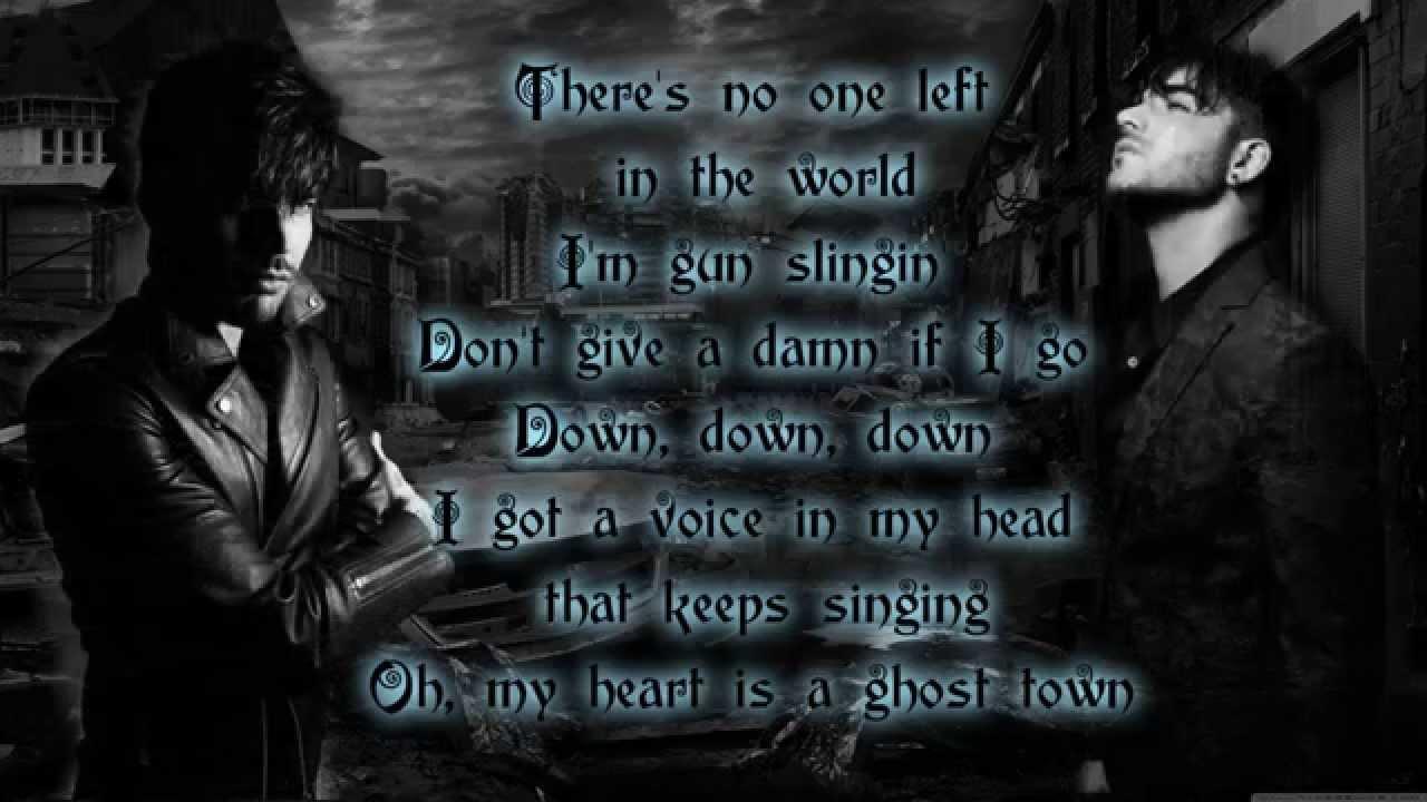 like a ghost lyrics: