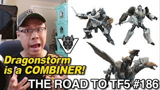 Dragonstorm is a COMBINER!! - [THE ROAD TO TF5 #186]