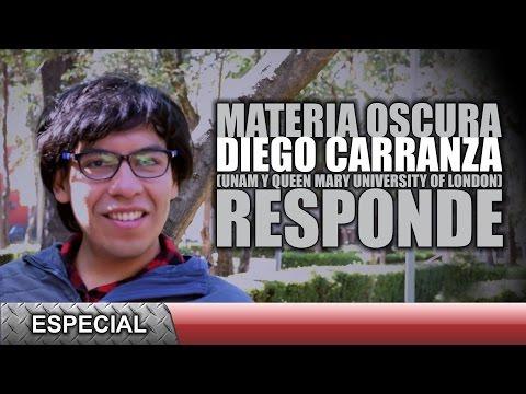 Existe la materia oscura Diego Carranza en Argoff TV