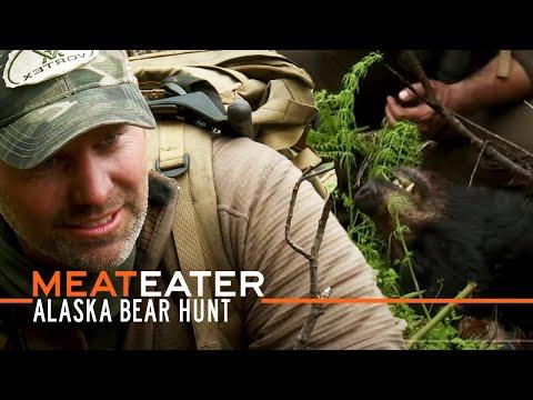 Alaska Bear Hunt Pt. 2 (Featuring Rorke Denver) | S4E17 | MeatEater