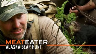 Alaska Bear Hunt Pt. 2 (Featuring Rorke Denver) | S4E17 | MeatEater
