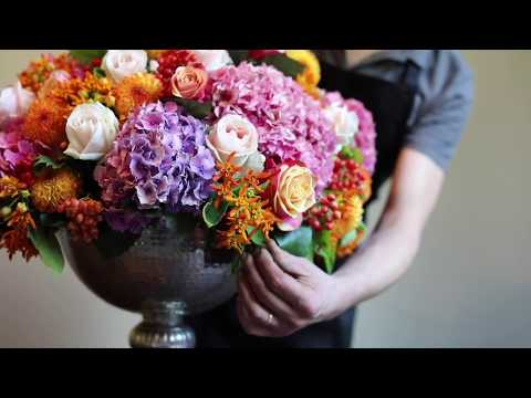 McQueens Featured in Florist Business Magazine