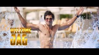 Welcome Jag!   Happy New Year   Shah Rukh Khan, Sonu Sood