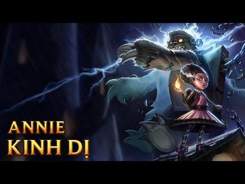 Annie Kinh Dị - Frankentibbers Annie - Skins lol