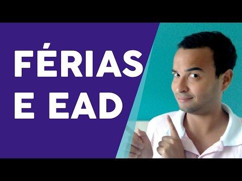 FDI: COMO TIRAR FÉRIAS ESTUDANDO A DISTANCIA (Curso Pago)