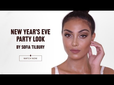 How To Get the Glow with this NEW YEAR'S EVE PARTY LOOK | Charlotte Tilbury thumbnail