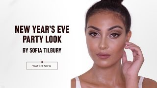 How To Get the Glow with this NEW YEARS EVE PARTY LOOK | Charlotte Tilbury
